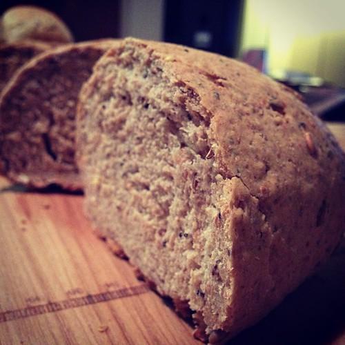 Baked Russian Rye Bread (Rizhsky Khleb).