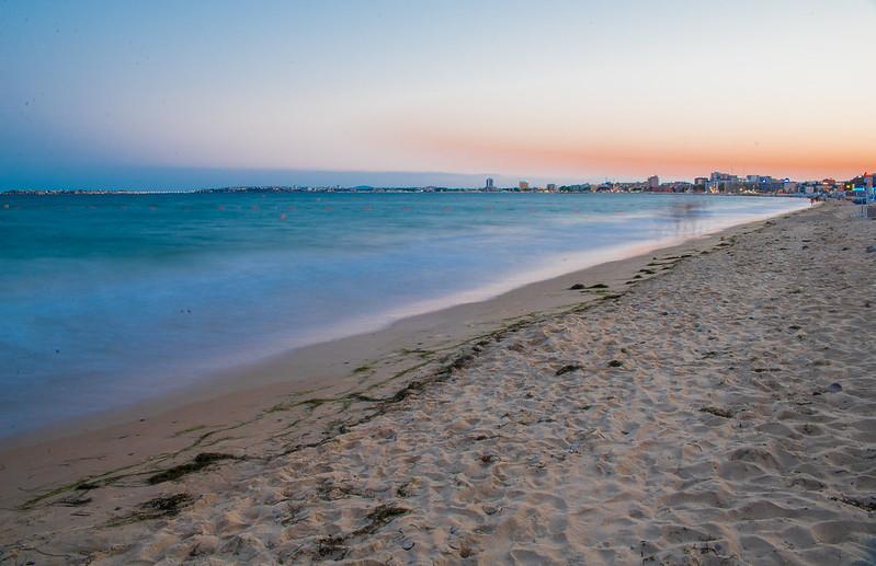 Black sea, Sunny Beach, Nesebar, Bulgaria