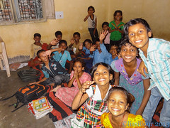 Une Classe Shantindia Classroom Bodhgaya..India