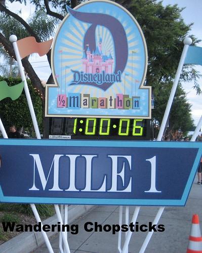 Disneyland Half Marathon - Anaheim 21