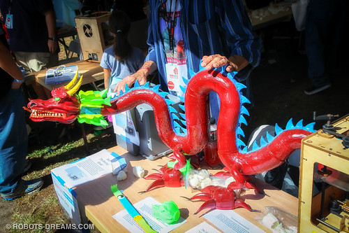 13092X World Maker Faire-95 by Robots-Dreams