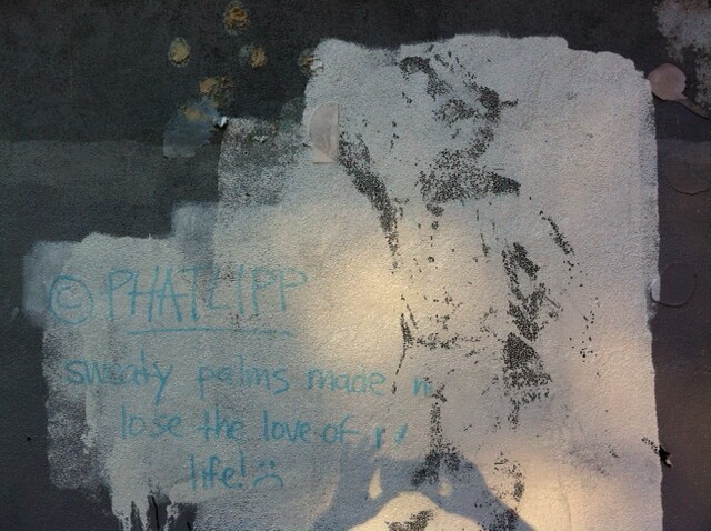 Banksy gets buffed!
