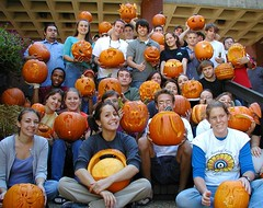 Auburn University holds 25th annual Pumpkin Carve