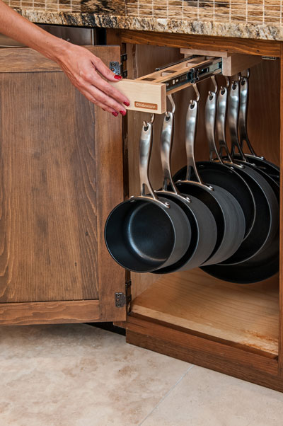 Specialized Kitchen Storage To Maximize and Organize Your Space