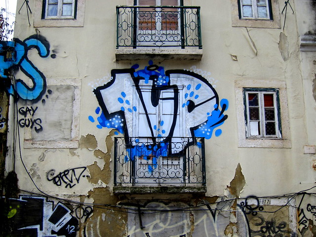 graffiti | 1up | lisbon