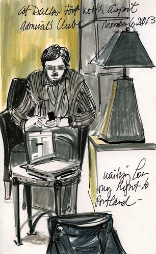 DFW-man-reading-phone