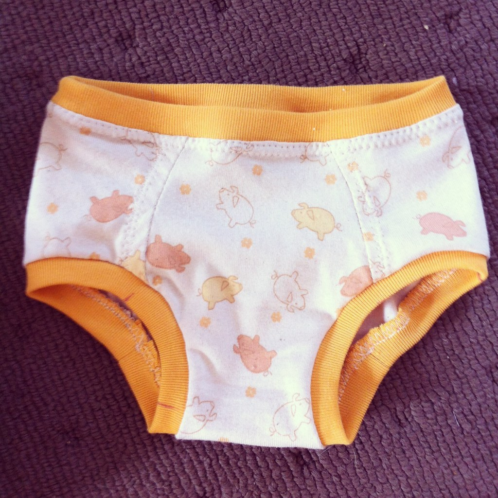 In Stitches: sewing update, undies, kids, toddler