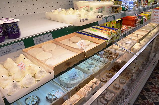 Super Banon delicatessen, Banon, Provence