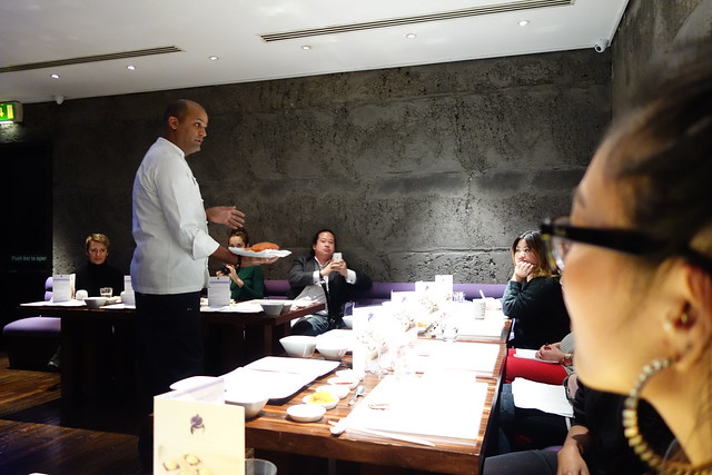 chef Bubker Belkhit