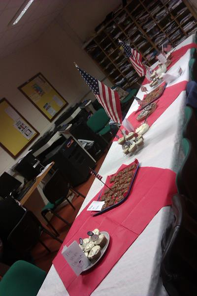 American Thanksgiving Celebration at Deele College