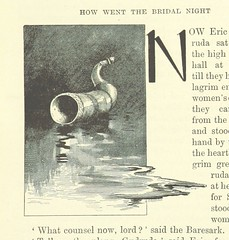 """British Library digitised image from page 315 of """"Eric Brighteyes"""""""