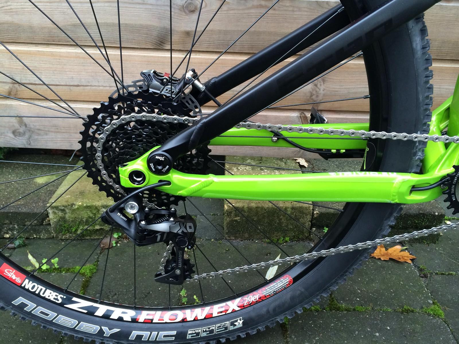 Mountainbike.nl • Toon onderwerp - Het nutteloze na-, nee ...