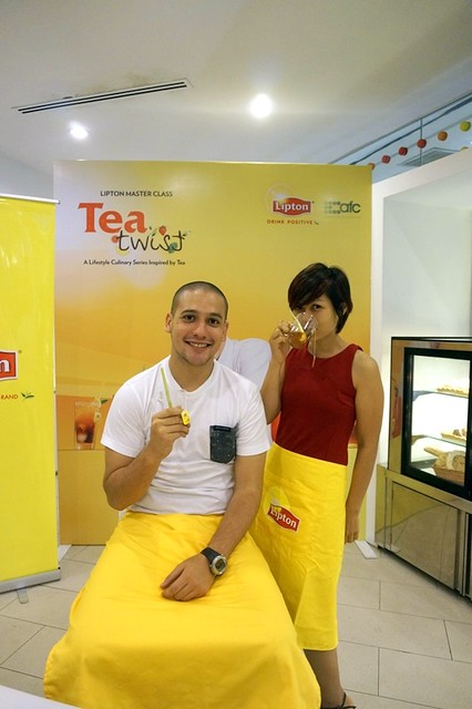 A twist to your Lipton tea moments - Chef Nik - AFC (4)