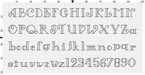 backstitch alphabet (source unknown)