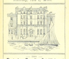 """British Library digitised image from page 121 of """"The Little Man Island. Scenes and specimen days in the Isle of Man"""""""