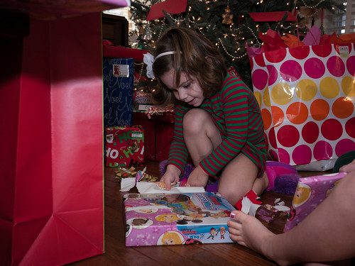 Opening presents, part 2