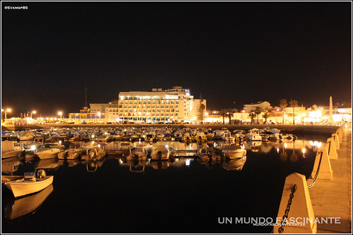 Ciudad de Faro. Portugal. Algarve 2012.