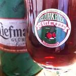 ベルギービール大好き! リーフマンス・グリュークリーク Liemans Gluhkriek