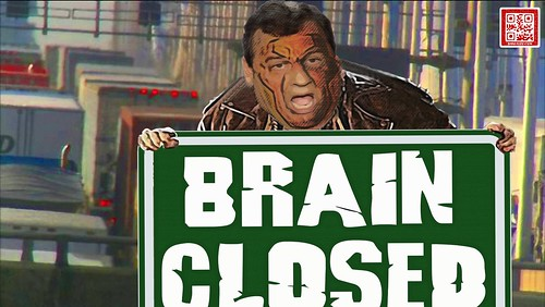BRAIN CLOSED 2 by WilliamBanzai7/Colonel Flick