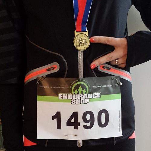 10 km du 14ème en 52:25 !!! #running #runthedistance #happy #10kmdu14eme
