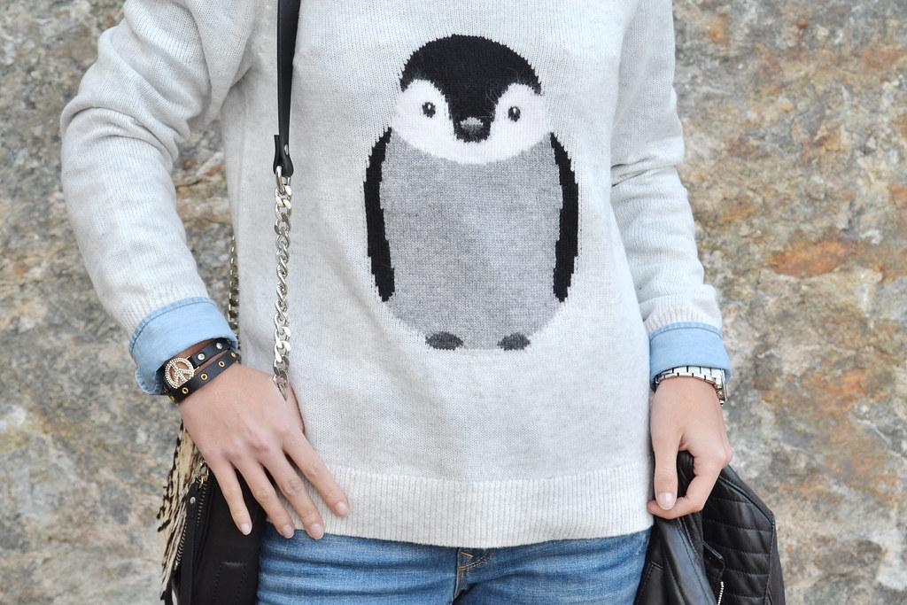 Jersey pingüino