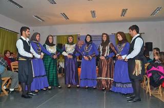 7η συνάντηση λύρας στην Κάσο χορευτικό συλλόγου Αγίας Μαρίνας Κάσου