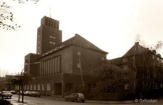 Bugenhagenkirche in 1979