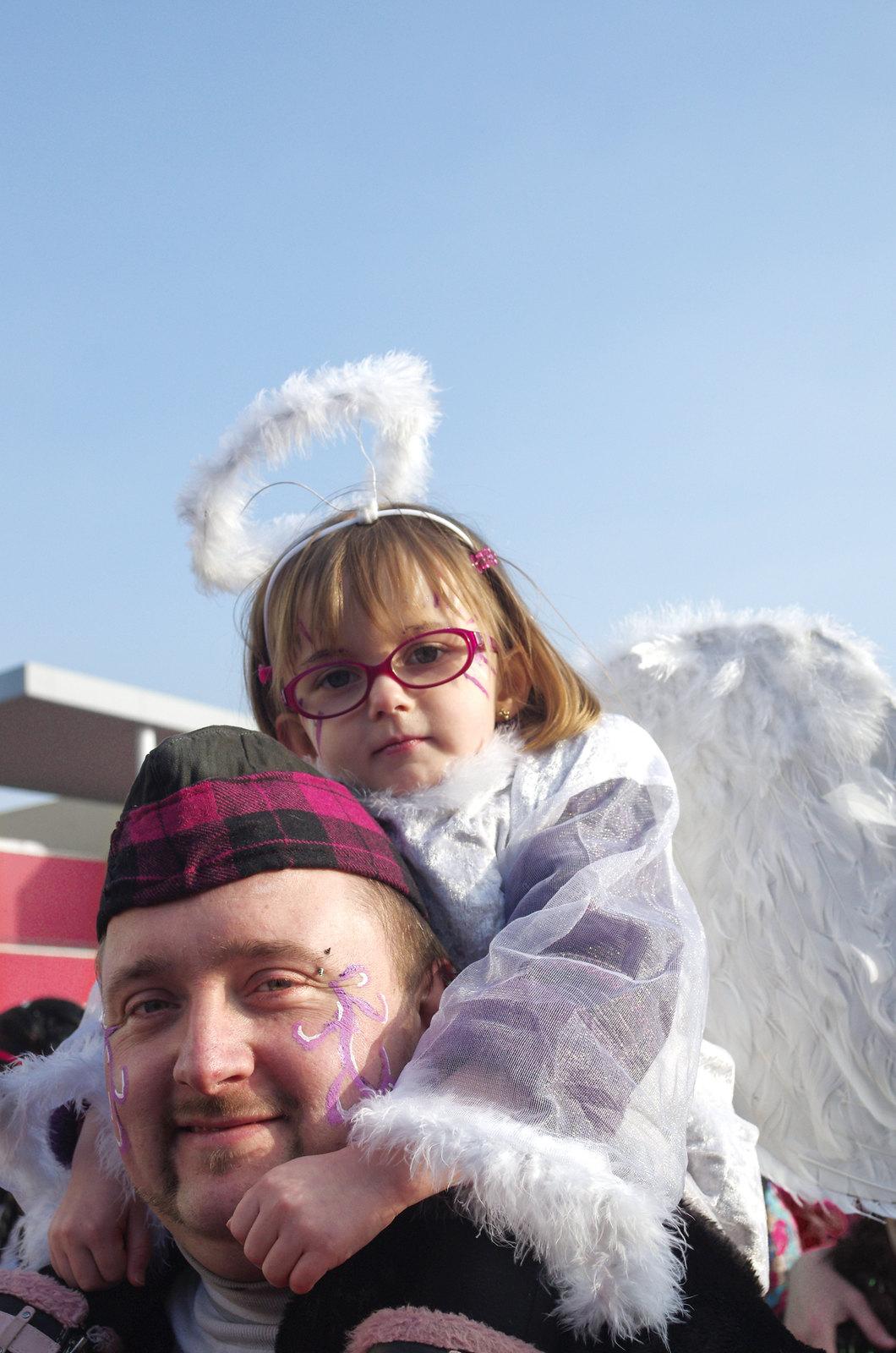 Carnaval de Dunkerque - l'ange