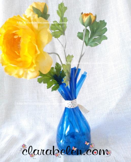 Inspiraciones manualidades y reciclaje manualidades con - Manualidades recicladas para decorar ...