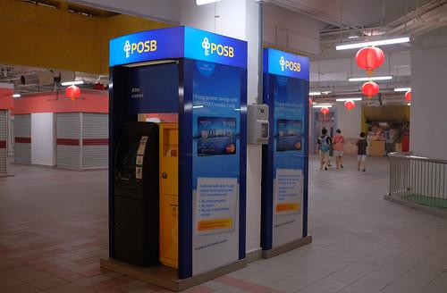 POSB ATM Chinatown Complex