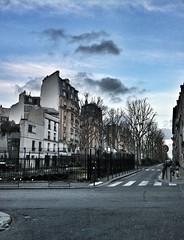Rue Leibniz, Paris 18e