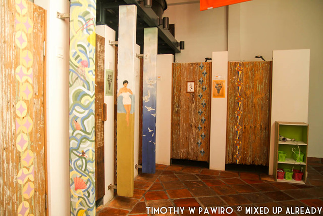 Malaysia - Penang - Hostel - Syok - Bathroom
