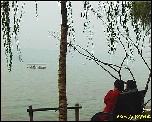 杭州 西湖 (其他景點) - 587 (西湖十景之 柳浪聞鶯 西湖上的小遊船)