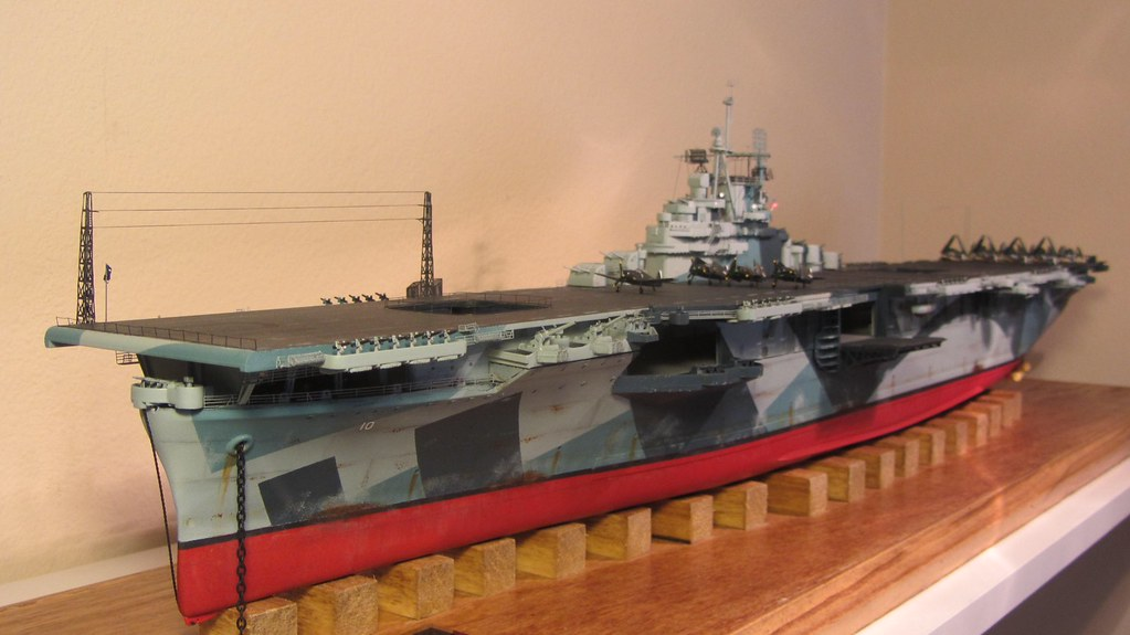 the ship model forum  u2022 view topic  350 uss yorktown
