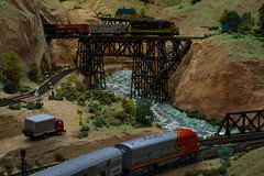 Dad's Model Railroad