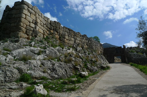 Mycenae - near Nafplio, Greece