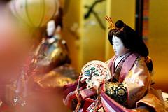 Japanese girls' festival day