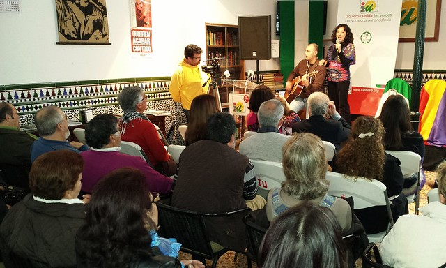 Acto Día de Andalucía 28-F