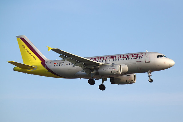 Germanwings - A319 - D-AGWB