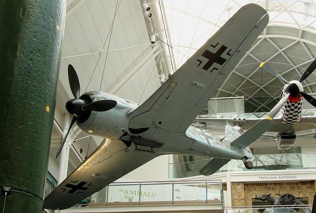 Focke-Wulf Fw 190A-8 in London