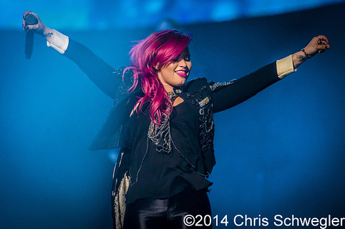 Demi Lovato – 03-13-14 – The Neon Lights Tour, The Palace Of Auburn Hills, Auburn Hills, MI