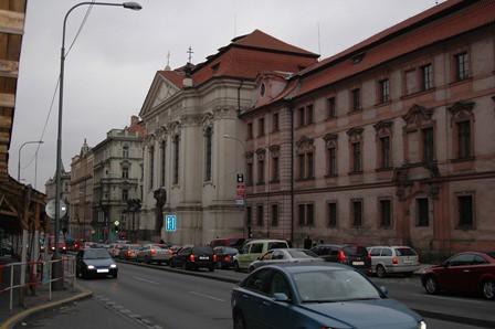 Iglesia de San Cirilo y San Metodio, Praga