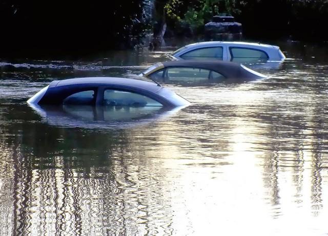 Medway floods 2014
