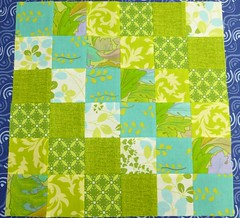 for LimeGreenMe by qreativequilts