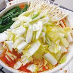 杉澤農園ネギ鍋
