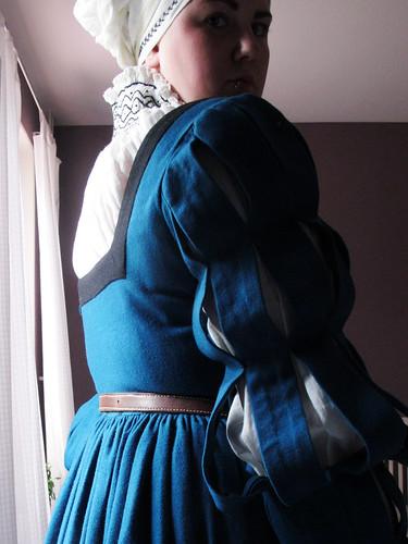 16th century German dress - 132