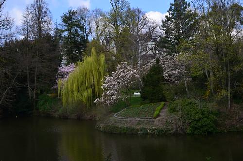 Kurhaus park