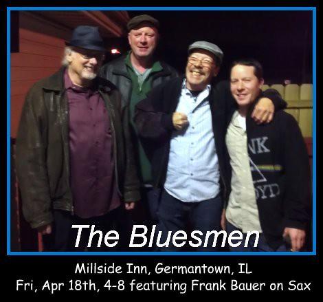 The Bluesmen 4-18-14