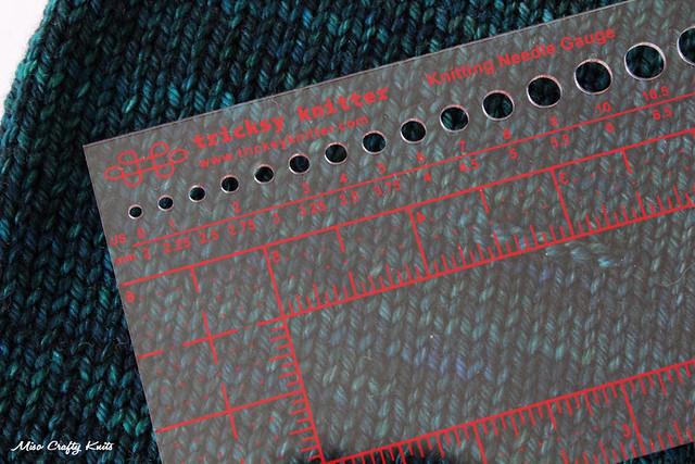 Tricksy Knitter Ruler 3