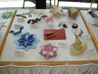Origami Deutschland convention 2014